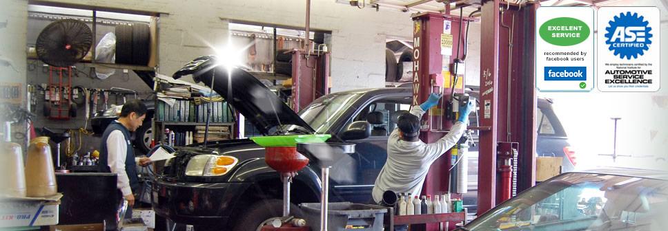 Japanese Auto Clinic Auto Repair Arlington Virginia